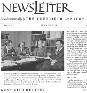 1951_Summer_Newsletter
